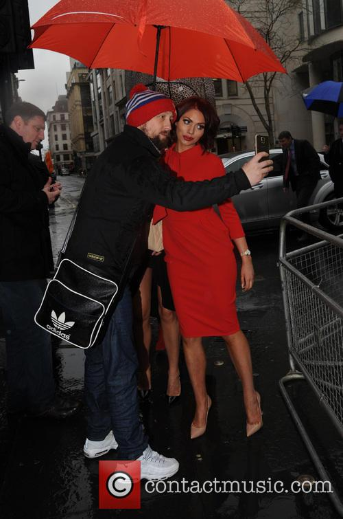 Danielle Lloyd and Amy Childs 9