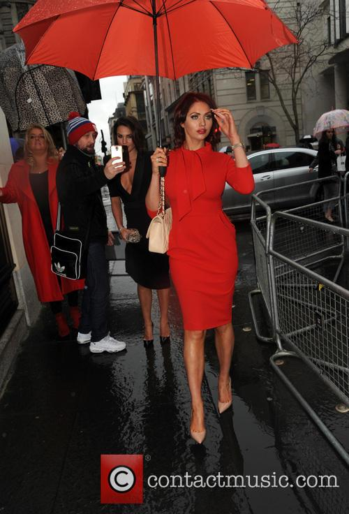 Danielle Lloyd and Amy Childs 10