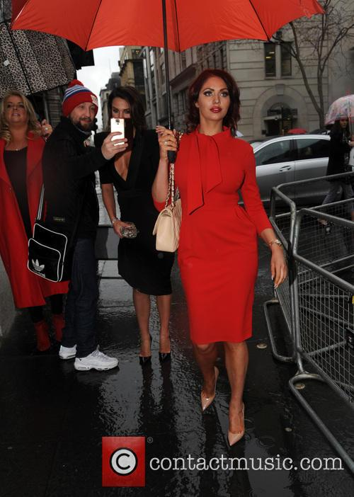 Danielle Lloyd and Amy Childs 11
