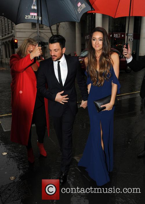 Peter Andre and Wife Emily 2