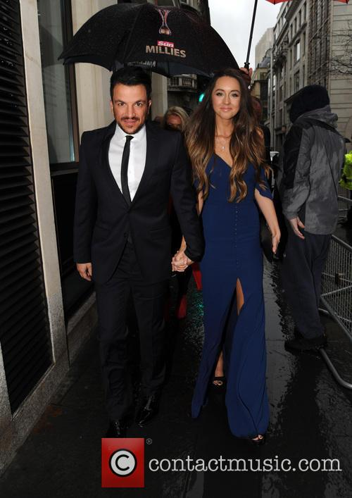 Peter Andre and Wife Emily 3