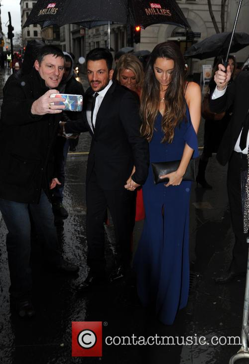 Peter Andre and Wife Emily 4
