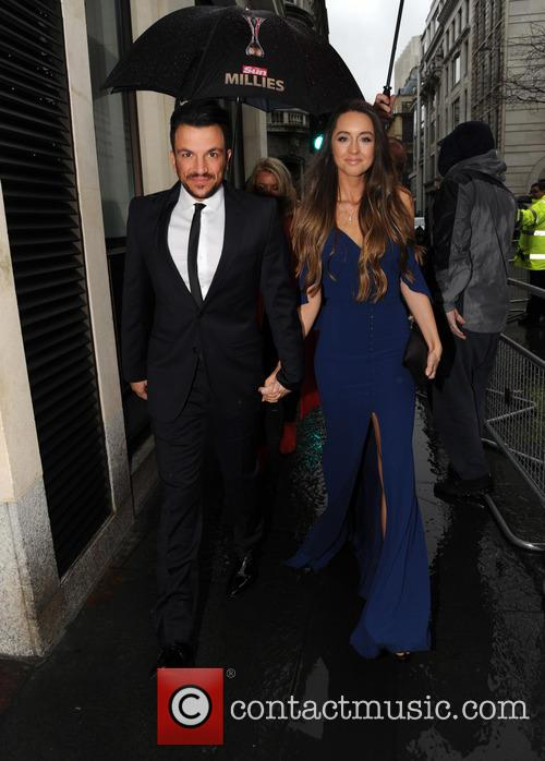 Peter Andre and Wife Emily 5