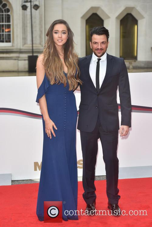 Peter Andre and Emily Macdonagh 5