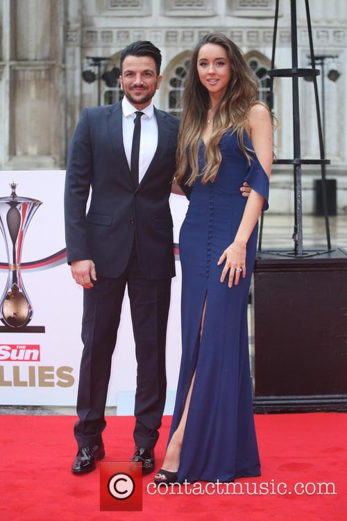 Peter Andre and Emily 1