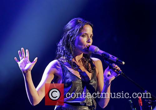 The Corrs and Andrea Corr 8