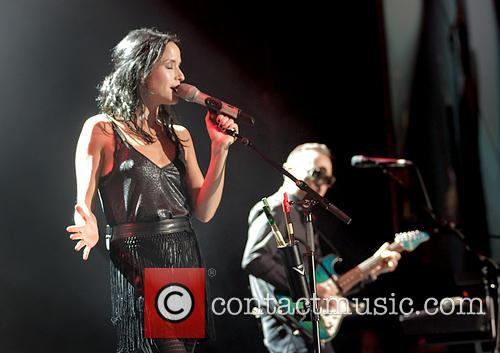 The Corrs and Andrea Corr 9