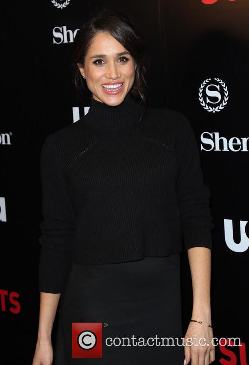 Meghan Markle Was Written Out Of 'Suits' Over A Year Ago