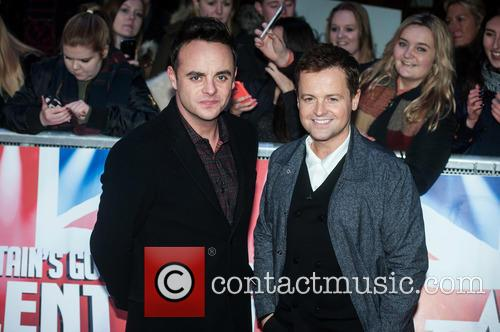 Anthony Mcpartlin and Declan Donnelly 4