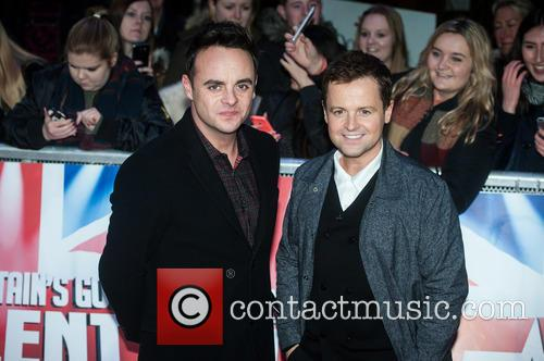 Anthony Mcpartlin and Declan Donnelly 5