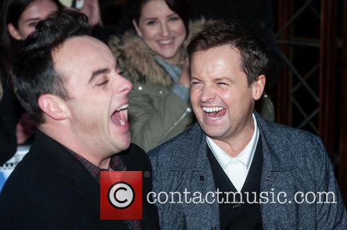 Anthony Mcpartlin and Declan Donnelly 6