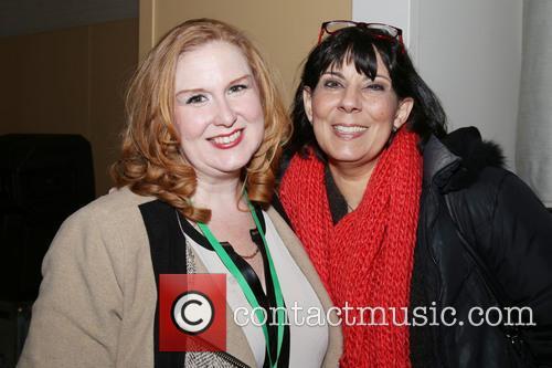 Julie James and Christine Pedi 1