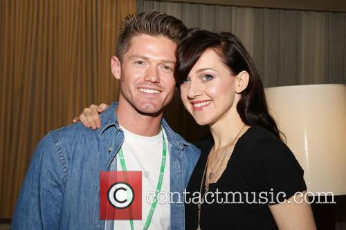 Spencer Liff and Lena Hall 2