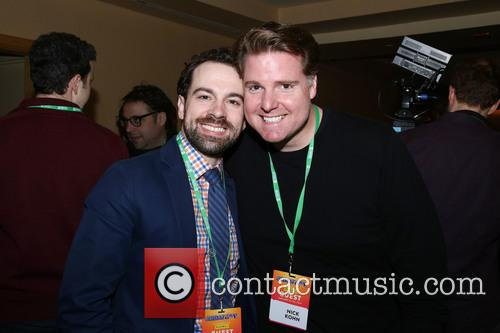 Rob Mcclure and Nick Kohn 1