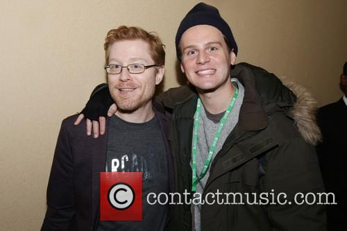 Anthony Rapp and Jonathan Groff 2