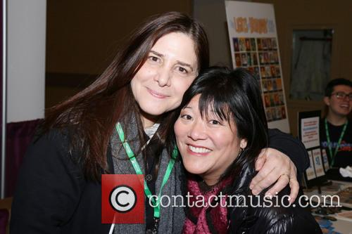 Dori Berinstein and Ann Harada 1
