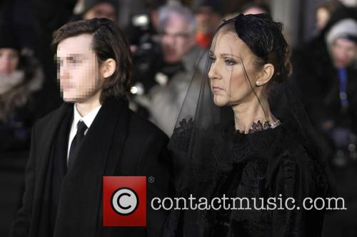 Celine Dion and Rene-charles Angelil 3