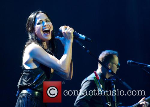 Andrea Corr and Jim Corr 2