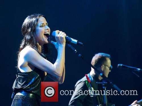 Andrea Corr and Jim Corr 3