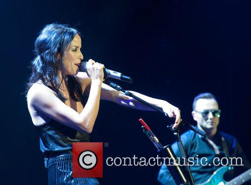 Andrea Corr and Jim Corr 4