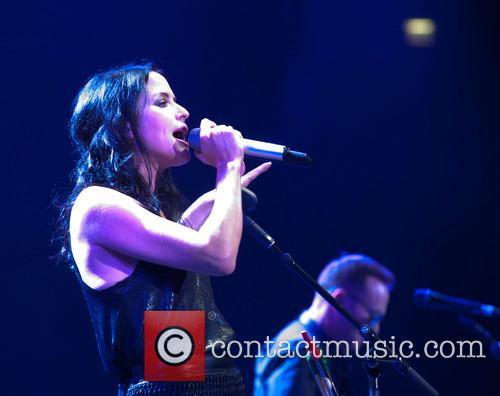 Andrea Corr and Jim Corr 6