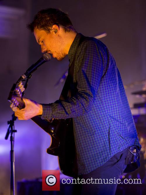 Daughter perform live in Edinburgh, Scotland