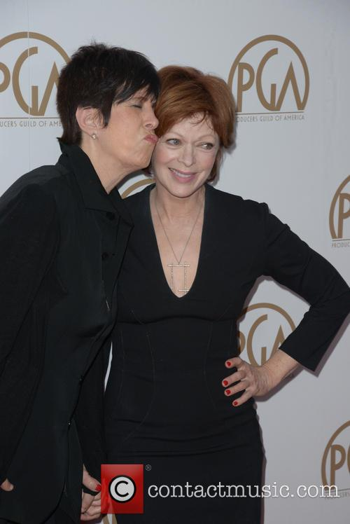 Diane Warren and Frances Fisher 1