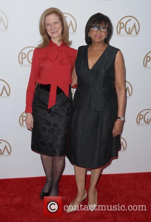 Dawn Hudson and Cheryl Boone Isaacs 2
