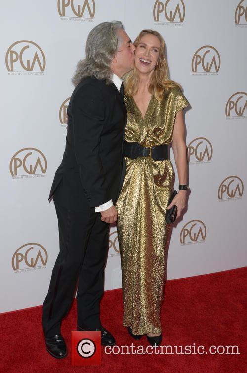 Mitch Glazer and Kelly Lynch 3