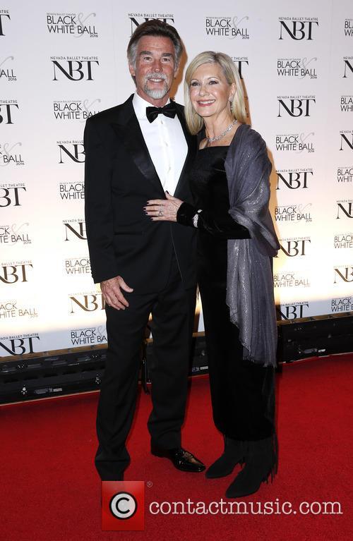 John Easterling and Olivia Newton John 1