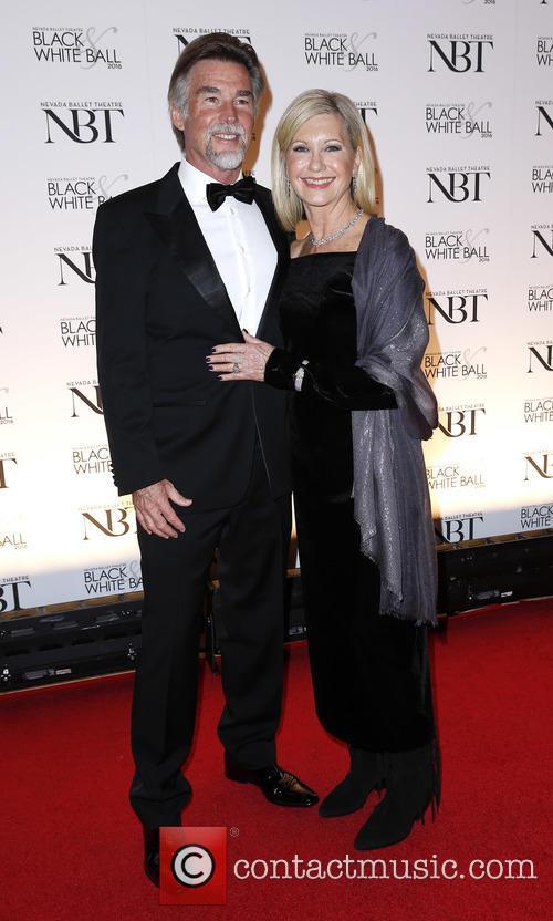John Easterling and Olivia Newton John 2