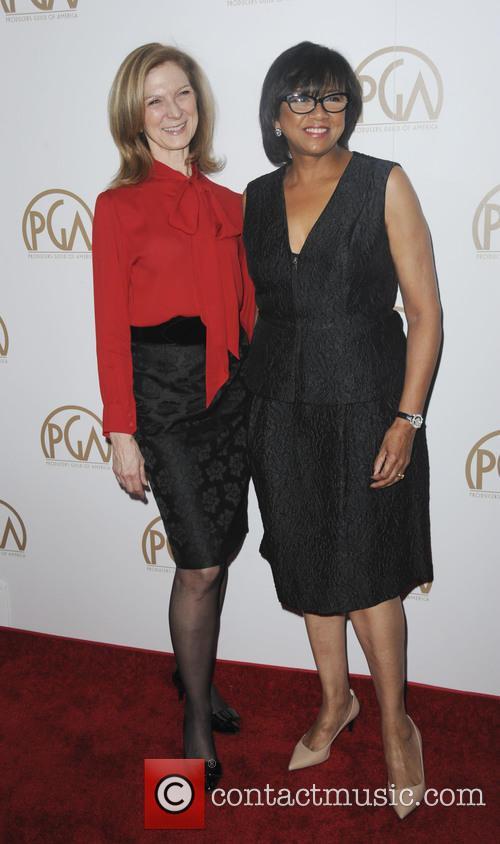 Cheryl Boone Isaac and Dawn Hudson 1
