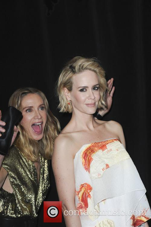 Kelly Lynch and Sarah Paulson 1