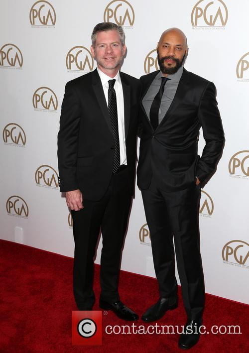 John Ridley and Malcolm Mcdonald