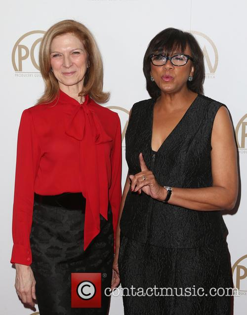Dawn Hudson and Cheryl Boone Isaacs 2