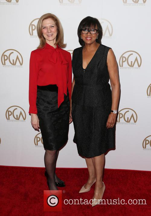 Dawn Hudson and Cheryl Boone Isaacs 4