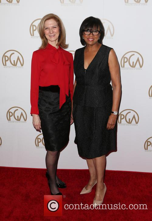 Dawn Hudson and Cheryl Boone Isaacs 5