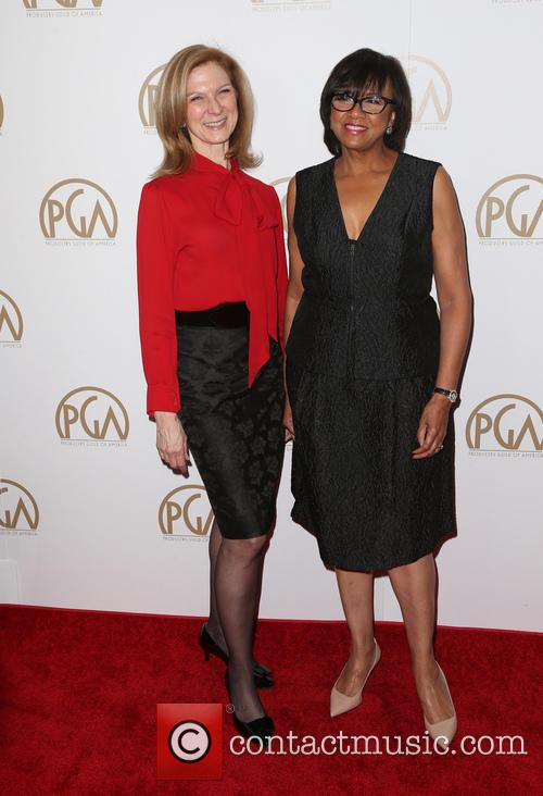 Dawn Hudson and Cheryl Boone Isaacs 7