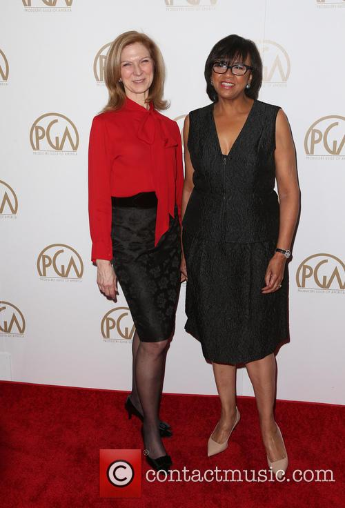 Dawn Hudson and Cheryl Boone Isaacs 8