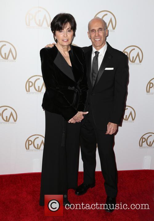 Marilyn Katzenberg and Jeffrey Katzenberg 1
