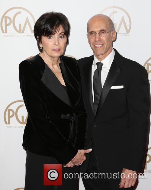 Marilyn Katzenberg and Jeffrey Katzenberg 3