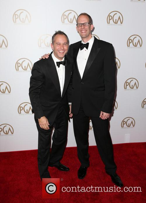 Pete Docter and Jonas Rivera 3