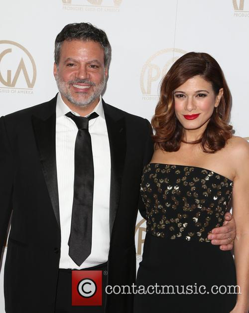 Angelique Madrid and Michael De Luca 4
