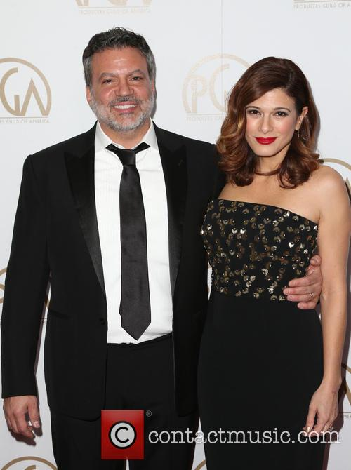 Angelique Madrid and Michael De Luca 6