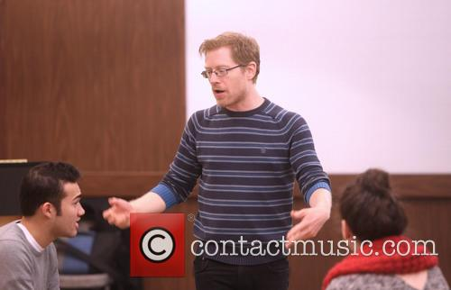 Anthony Rapp and Master Class Students 2