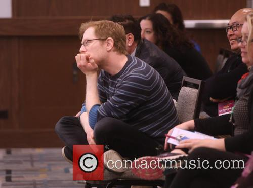 Anthony Rapp and Master Class Students 6