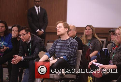 Anthony Rapp and Master Class Students 7