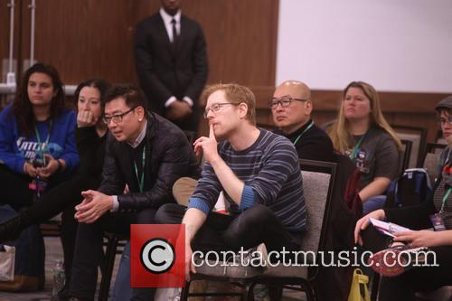 Anthony Rapp and Master Class Students 8