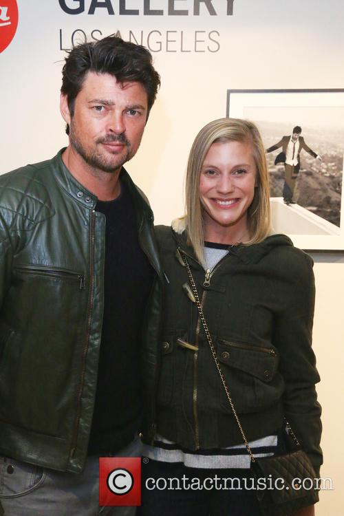 Karl Urban and Katee Sackhoff 3