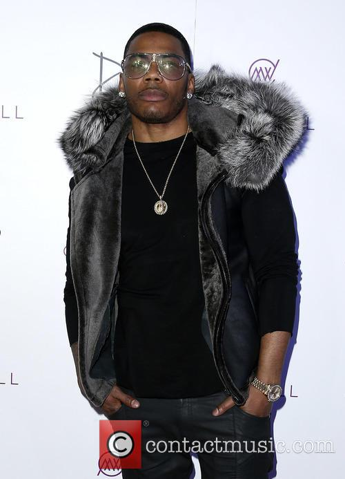 Nelly Performs at Drais Nightclub